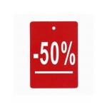 300 ETIQUETTES A TROU -50%