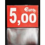 CARTONNETTE PLASTIFIEE 5€